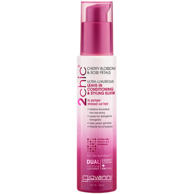 Giovanni 2chic Ultra-Luxurious Leave-In Conditioner & Styling Elixir