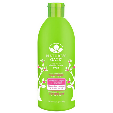 Nature\'s Gate Awapuhi Ginger + Holy Basil Volumizing Conditioner