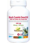 New Roots Herbal Huile de graines de cumin noir
