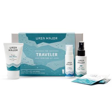 Ursa Major Traveller\'s Skincare Kit