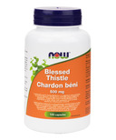NOW Foods Blessed Thistle 500 mg