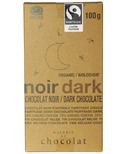 Galerie au Chocolat Dark Chocolate Bar