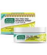 Thursday Plantation Tea Tree + Manuka Honey Clay Mask