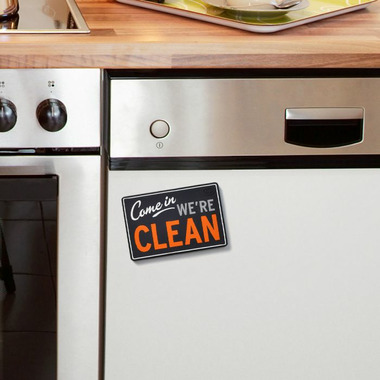 Fred FlipSide Dishwasher Sign