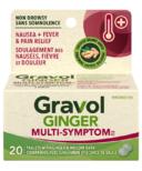 Gravol Natural Source Multi-Symptom Tablets