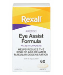 Rexall AREDS 2 Eye Care Formula