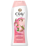 Olay Fresh Outlast Cooling White Strawberry & Mint Body Wash