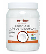Nutiva Organic Refined Coconut Oil Large