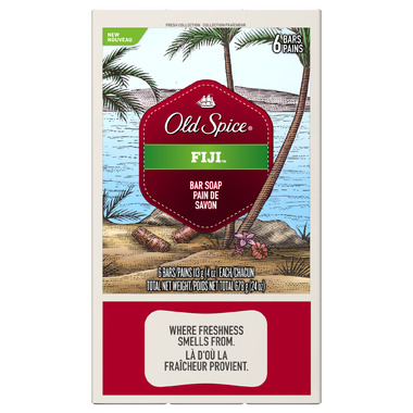 Old Spice Fresh Collection Bar Soap
