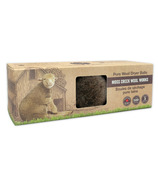 Moss Creek Wool Works Wool Dryer Balls in Brown