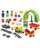 Playmobil 1.2.3. My First Train Set