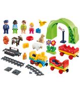 Mon premier train de Playmobil 1.2.3.