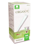 Organ(y)c 100% Organic Cotton Tampons with Applicator