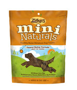 Zuke's Dog Mini Naturals Peanut Butter Formula