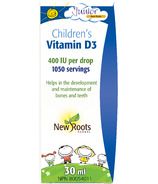 New Roots Herbal Children's Vitamin D3
