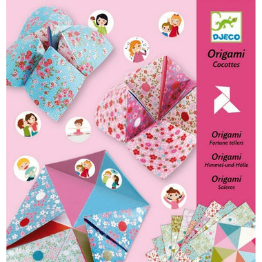 Djeco Origami Fortune Tellers