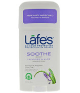 Lafe's Soothe Deodorant Stick with Lavender & Aloe