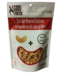 A Good Portion Sea Salt Roasted Cashews