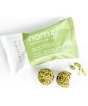 nomz Pistachio Energy Bites