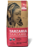 Level Ground Tanzania Organic Dark Roast Coffee Beans