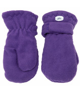 Calikids Fleece Mitts Imperial Purple