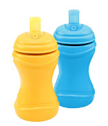 Re-Play Soft Spout Cup Sky Blue and Yellow