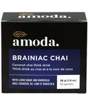 Amoda Brainiac Chai Coconut Chai Think Drink