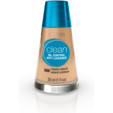 CoverGirl Clean Oil Control Makeup