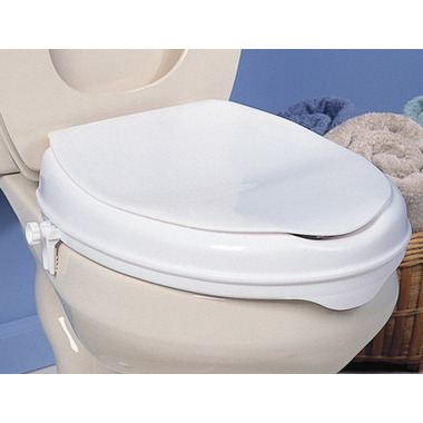 Drive Medical Savanah Toilet Seat with Lid