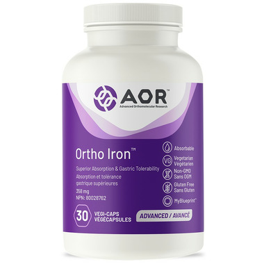 AOR Ortho-Iron Iron Supplement