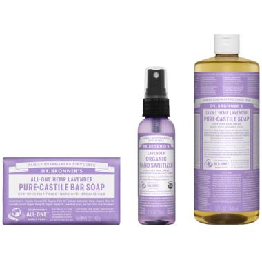 Dr. Bronner\'s Lavender Bundle