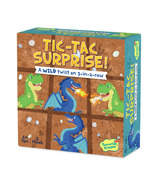Peaceable Kingdom Tic-Tac Surprise! Dinos and Dragons