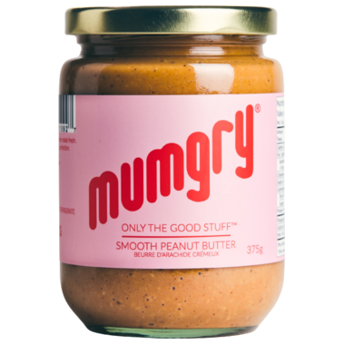 Mumgry Smooth Peanut Butter