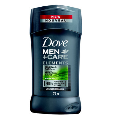 Dove Men+Care Elements Mineral+Sage Antiperspirant Stick