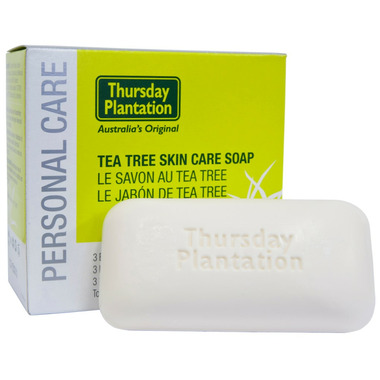 Thursday Plantation Tea Tree Soap 3 Pack