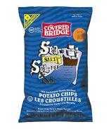 Covered Bridge Sea Salt Potato Chips