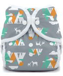 Thirsties Duo Wrap Snap Diaper Mountain Range