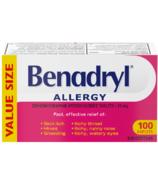 Benadryl Allergy Caplets