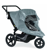 BOB Gear Weather Shield for Duallie Swivel Wheel Strollers