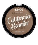 NYX Cosmetics California Beamin' Face & Body Bronzer Golden one