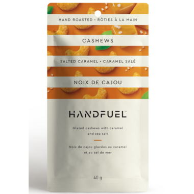 Handfuel Salted Caramel Cashews
