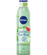 NIVEA Fresh Blends Refreshing Watermelon Body Wash