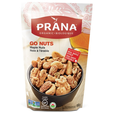 Prana Go Nuts Maple Nuts