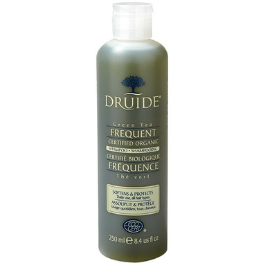Druide Green Tea Frequent Certified Organic Daily Shampoo