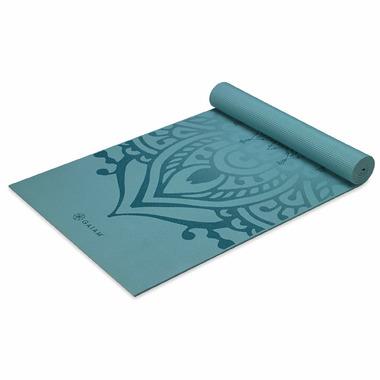 Gaiam Printed Yoga Mat Niagara 5mm