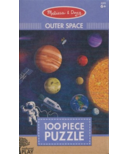 Melissa & Doug Natural Play Jigsaw Puzzle Outer Space
