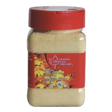 Canadian Heritage Organics - Organic Maple Sugar