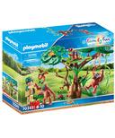 Playmobil Family Fun Orangutans with Tree