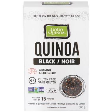 GoGo Quinoa Black Quinoa
