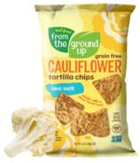 From the Ground up Cauliflower Tortilla Chips Sea Salt